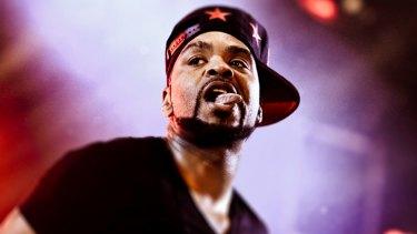 Method Man of the Wu-Tang Clan.