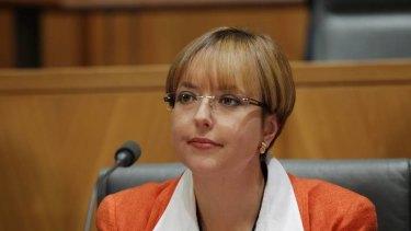 Tasmania Premier Lara Giddings co-sponsored a bill to legalise same-sex marriage.