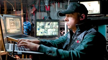 Mission:Impossible Ghost Protocol; Paramount Pictures Australia; Simon Pegg