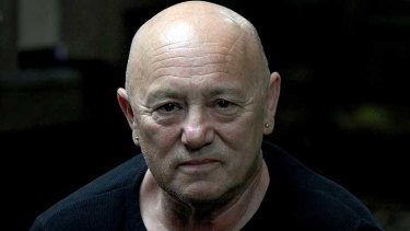 Angry Anderson ... planning to stand for the Nationals.