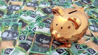 Australians hold $588 billion on deposit with the banks and online savers have been among the fastest growing products in recent years.