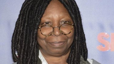 Actor and co-host of <i>The View</i> Whoopi Goldberg is refusing to condemn comedian Bill Cosby.