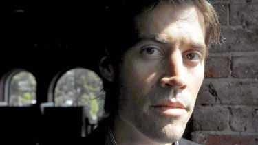 James Foley: His brutal murder serves as a barbaric and blood-soaked ransom note.