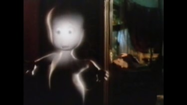 Meet the sweetest little ghost in town.