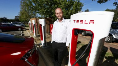 Electric vehicle charging facilities would become more widespread under the new proposals.