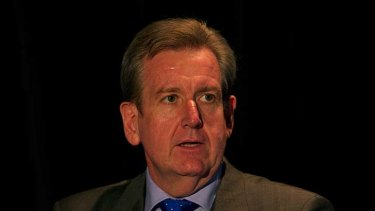 Likely to be subpoenaed: Premier Barry O'Farrell.