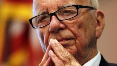 Rupert Murdoch: Reaffirmed his lifelong belief in the power of the written word.