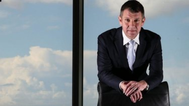"""""""We need to do more culturally in Western Sydney"""": Mike Baird."""