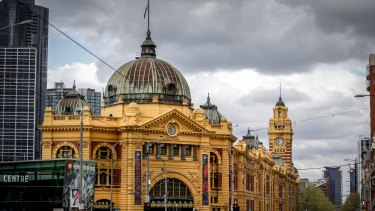 The full restoration of Flinders Street station is needed