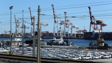 Fremantle port is set to be sold if the Liberal government stays in power.