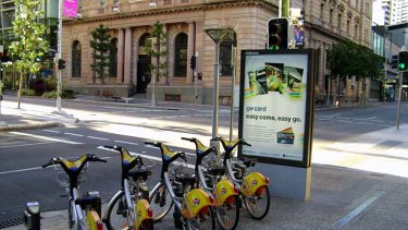 The transport minister has refused to allow the Go Card to be used to hire a bike.