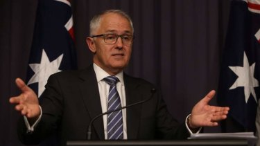 Communications Minister Malcolm Turnbull is pushing media sector reform.