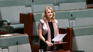 West Australian Labor MP Melissa Parke has hit back at MPs in her party who are opposed to a binding vote on same-sex marriage.