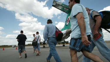 Fly-in, fly-out mine workers are particular fans of Kronic, scientists say.