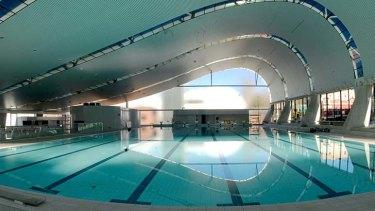 The Ian Thorpe Aquatic Centre.
