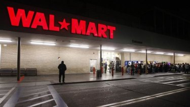 """A question of credibility: Wal-Mart's chief spokesman accused The New York Times of """"wildly inaccurate"""" reporting, while keeping inaccurate information in his own CV intact."""