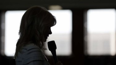 Wendy Davis plans to speak for 13 hours.