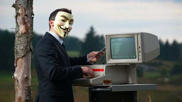 """So you think you're anonymous online? Think again. Photo:  <a href=""""http://www.flickr.com/photos/stianeikeland/3696386615/"""">Flickr/Stian Eikeland</a>"""
