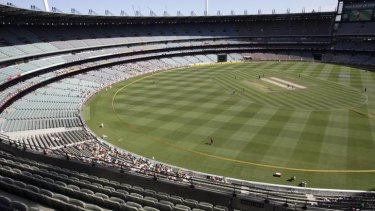 Crowds for one-day international games have declined dramatically, a cause for concern for Australia, which will host the World Cup in 2015.