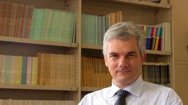 Professor John Buchanan from the University of Sydney business school.
