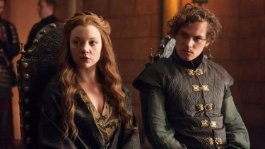 Being a queen won't save you ... Margaery and Loras Tyrell.
