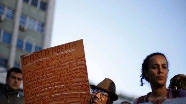 Crushed hopes ... no bank expansion despite developments including a general strike  in Portugal.