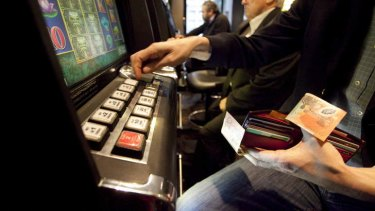Anti-pokies campaigners said the ban had delivered only a short-term benefit.