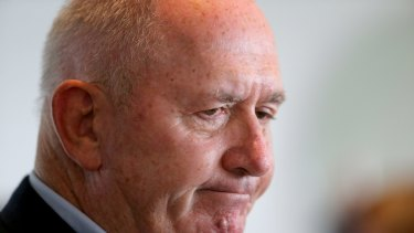 Governor-General Sir Peter Cosgrove says Vietnam veterans were treated shabbily.