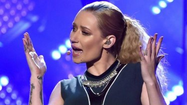 It's another fancy year for Iggy Azalea.