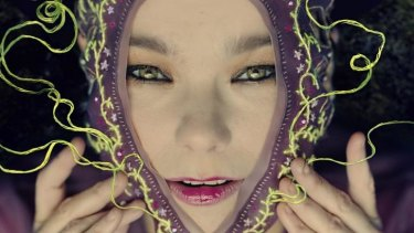 Inimitable: Bjork.