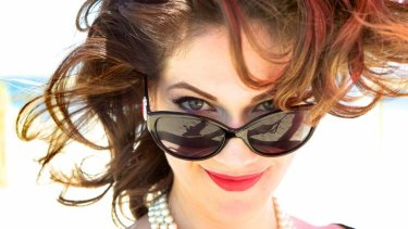 Hetty Kate plays Ava Gardner in <i>Ava (At the End of the World)</i>.