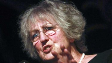 Germaine Greer ... scathing about Tony Abbott.