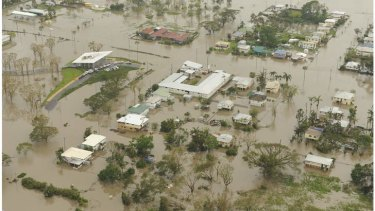 Labor hopes that by investing more in forecasting Australia will be better prepared for extreme weather events such as cyclone Yasi, which caused heavy flooding to Ingham and across northern Queensland.