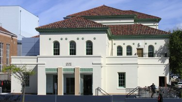Geelong's Old Courthouse has been transformed into an arts hub.