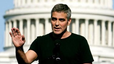 George Clooney to recognised for his charity work.