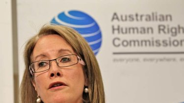 Sex Discrimination Commissioner Elizabeth Broderick ... released a report reviewing the treatment of women at the Australian Defence Force Academy.