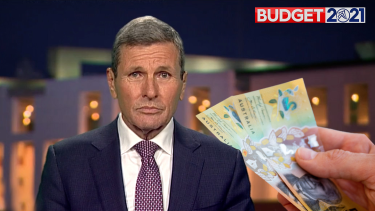 9News Political Editor Chris Uhlmann breaks down the 2021 Federal Budget.