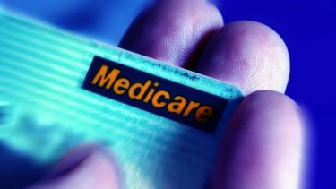 Warehouses hold decades worth of Medicare and Centrelink files.