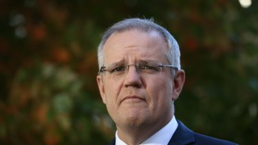 Treasurer Scott Morrison has announced a long-term phase-down of the company tax rate to 25 per cent.