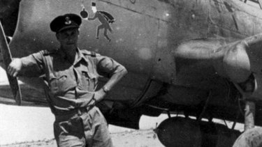 John ''Willy'' Williams, Australian flying ace.