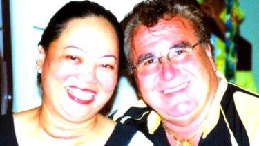 Kim and Frank La Rosa were killed with a 12-gauge shotgun.