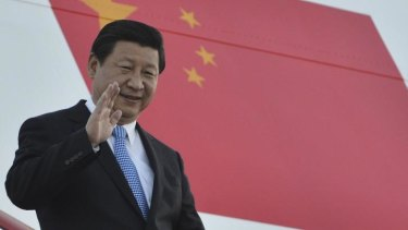 Corruption crackdown: China's President Xi Jinping