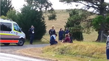 Two people are dead after a parachuting accident in Sydney's south-west on Saturday afternoon.