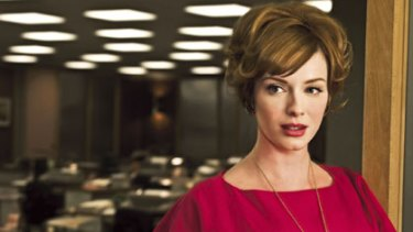 Mad about ginger ... Mad Men's Christina Hendricks makes the case for auburn beauty.