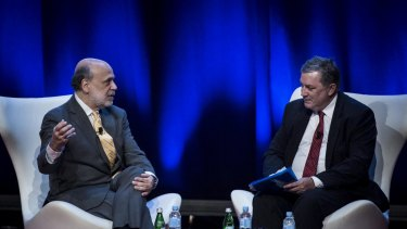 """In Australia, the UK and other Commonwealth countries [they] are being particularly good at using various kinds of prudential policies to address concerns about housing prices, so I think that's the best approach,"" says Ben Bernanke."