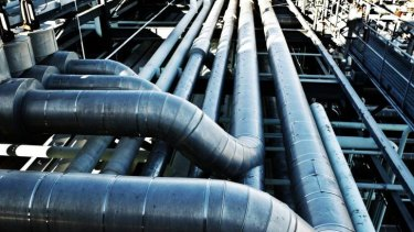 The Moomba gas processing plant in South Australia could be key to national network plans.