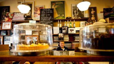 Gideon Markham, owner of Monarch Cakes, is concerned about the ramifications of the closure.