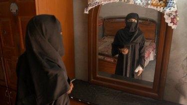 Saba Qaiser in <em>A Girl in the River</em>.