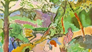 Pastoral by Henri Matisse