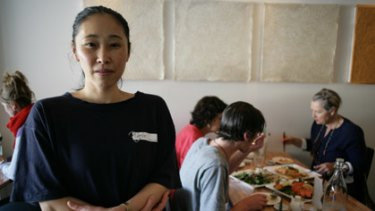 Waste not want not...chef Yukako Ichikawa takes an unwavering stance at her Surry Hills restaurant, Wafu.